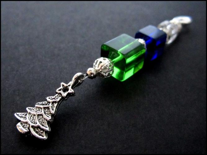 Schlüsselanhänger maxmuc Sternenschweif Weihnachtsbaum 1